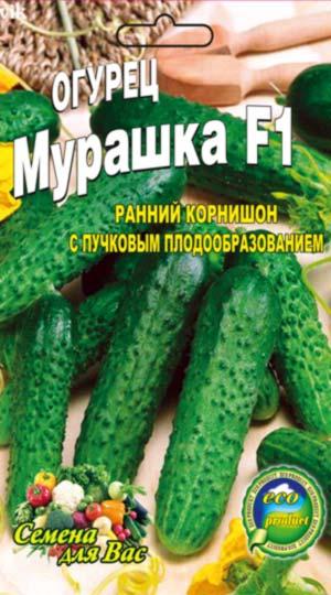 Огурец-МУРАШКА-F1