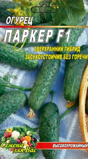 Огурец-Паркер-F1